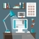Concept of Modern Office - GraphicRiver Item for Sale