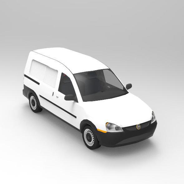 3DOcean Concept Car 2004 VIVA RV300 E 9766489