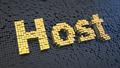 Host cubics - PhotoDune Item for Sale
