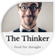 The Thinker - Simple Blogging WordPress Theme - ThemeForest Item for Sale