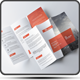 Corporate Tri-Fold Brochure Template - GraphicRiver Item for Sale