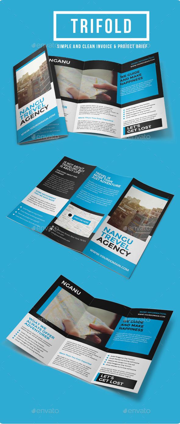GraphicRiver Multipurpose Trifold Brochure Vol 6 9766867