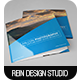 Modern Photography Square Trifold - GraphicRiver Item for Sale