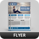 Corporate Flyer Template Vol 39 - GraphicRiver Item for Sale