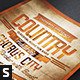 Vintage Typography Flyer Vol. 3 - GraphicRiver Item for Sale