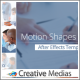 Motion Shapes Display - VideoHive Item for Sale