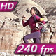 Running Athlete - VideoHive Item for Sale