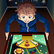 Man Playing Pinball Machine - GraphicRiver Item for Sale