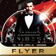 Guest DJ Vibes Flyer - GraphicRiver Item for Sale