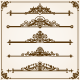 Calligraphic Frames - GraphicRiver Item for Sale