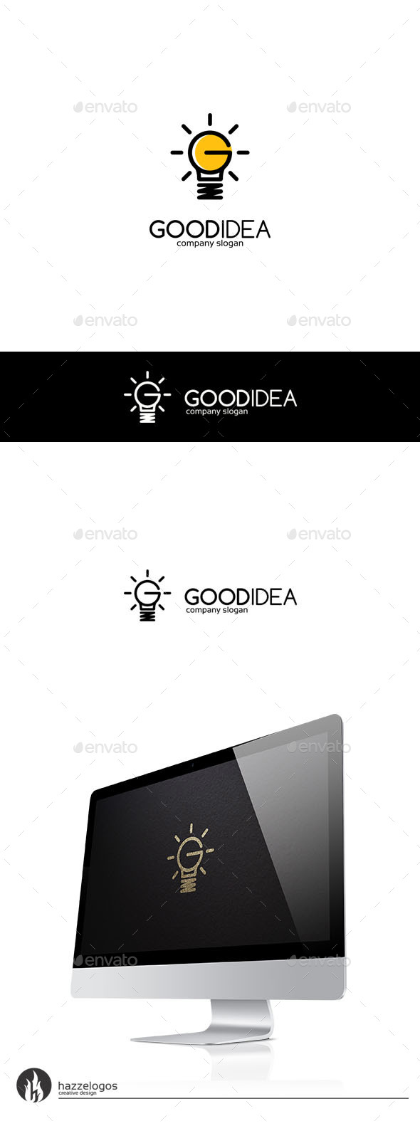 GraphicRiver Good Idea Logo 9770621