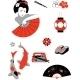 Japanese Set - GraphicRiver Item for Sale