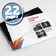 Photography Album Template - GraphicRiver Item for Sale