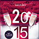 NYE 2015 - GraphicRiver Item for Sale