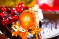 Christmas table settings. Holiday Christmas dinner - PhotoDune Item for Sale