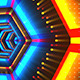 VJ Lights Tunnel - VideoHive Item for Sale