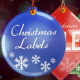 Christmas Labels - VideoHive Item for Sale