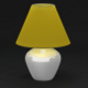 Abat-jour lamp nr.1 - 3DOcean Item for Sale