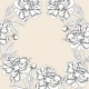 Background with White Peony - GraphicRiver Item for Sale