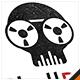 Skull Record Logo - GraphicRiver Item for Sale