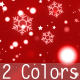 Christmas Snowflakes Background - 10