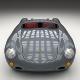 Porsche 550 Spyder gray