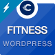 Fitness WordPress Theme eCommerce - ThemeForest Item for Sale