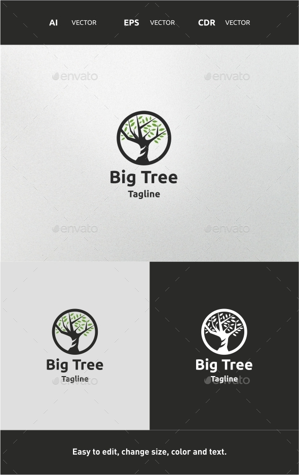 GraphicRiver Big Tree 9775520