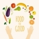 Healthy Food - GraphicRiver Item for Sale