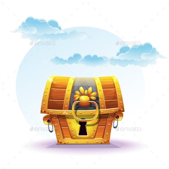 GraphicRiver Treasure Chest 9778675