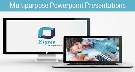 Multipurpose Powerpoint Presentations