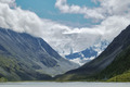 View onto Belukha  the highest peak of Altai - PhotoDune Item for Sale