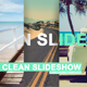 Clean Slideshow - VideoHive Item for Sale