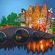 Amsterdam Landscape - GraphicRiver Item for Sale