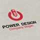 Power Design Logo - GraphicRiver Item for Sale