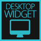 Flat Desktop Widget - Edge Animate