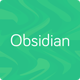 Obsidian Tumblr Theme Premium Blog & Creative - ThemeForest Item for Sale