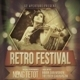 Retro Festival Flyer Templates - GraphicRiver Item for Sale