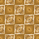 Golden Seamles Tiles - PhotoDune Item for Sale