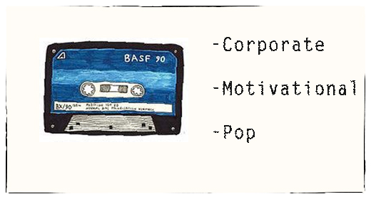 Corporate, Motivational, Pop
