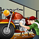 Man Fixing a Motorcycle - GraphicRiver Item for Sale