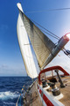 sail boat in the ocean - PhotoDune Item for Sale