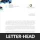 Corporate Business Letterhead - GraphicRiver Item for Sale
