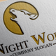 Night Wolf Logo - GraphicRiver Item for Sale