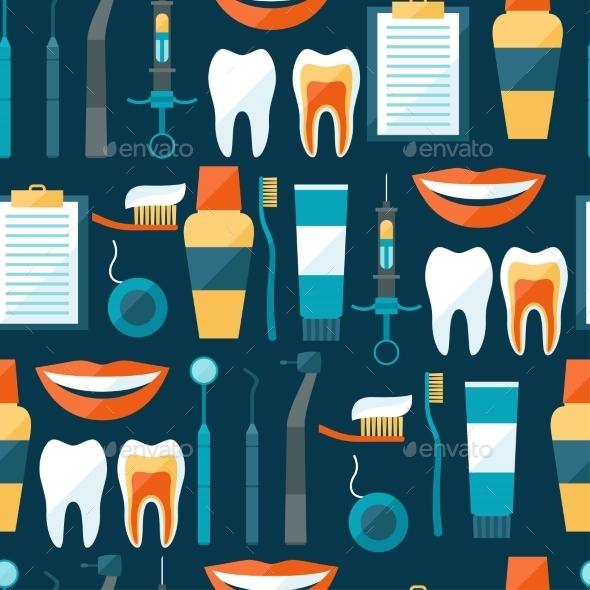 GraphicRiver Dental Equipment 9784289