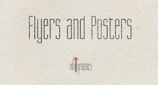 Flyers and Posters