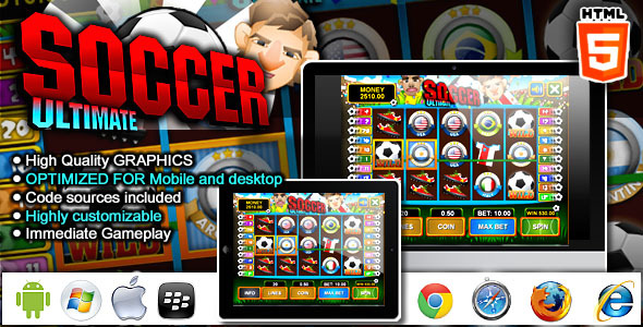 Html5 slot machine effect