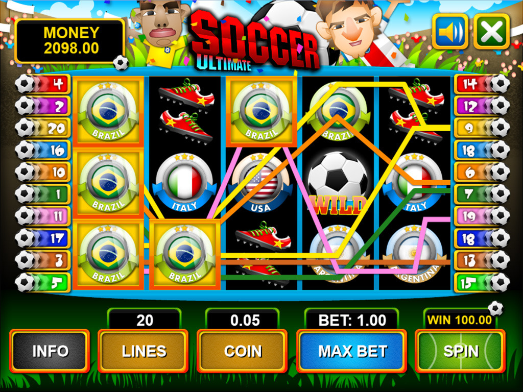 casino slot software html5