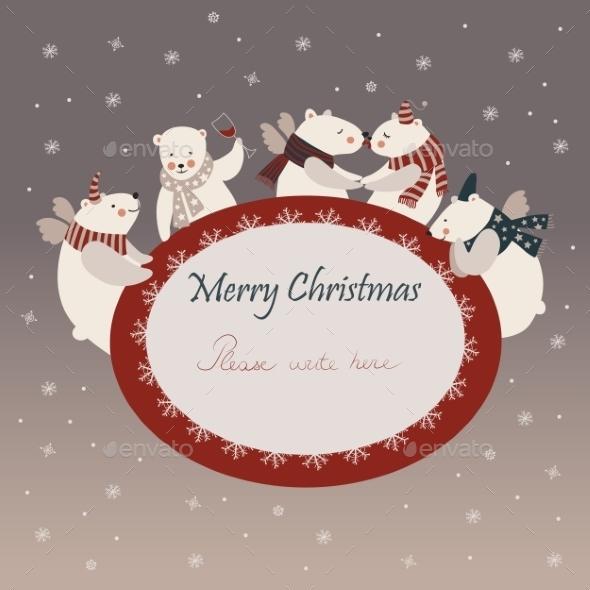 GraphicRiver Christmas Card 9785191