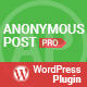 AccessPress Anonymous Post Pro - CodeCanyon Item for Sale
